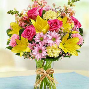 Fields of Europe for Mom by Thomas Florist